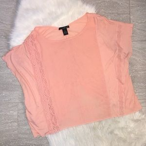 Like new! Willi Smith Square Style Crop Top